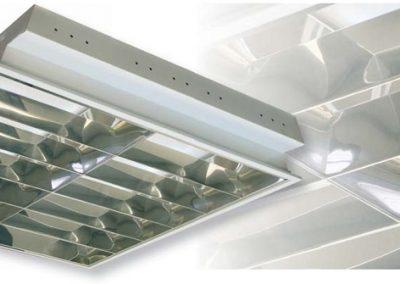Pantalla GA/LPV-AL-LED Line