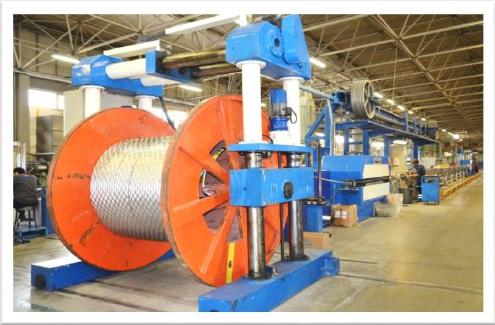 Ünika Máquinas de producción y Laboratorio de Pruebas