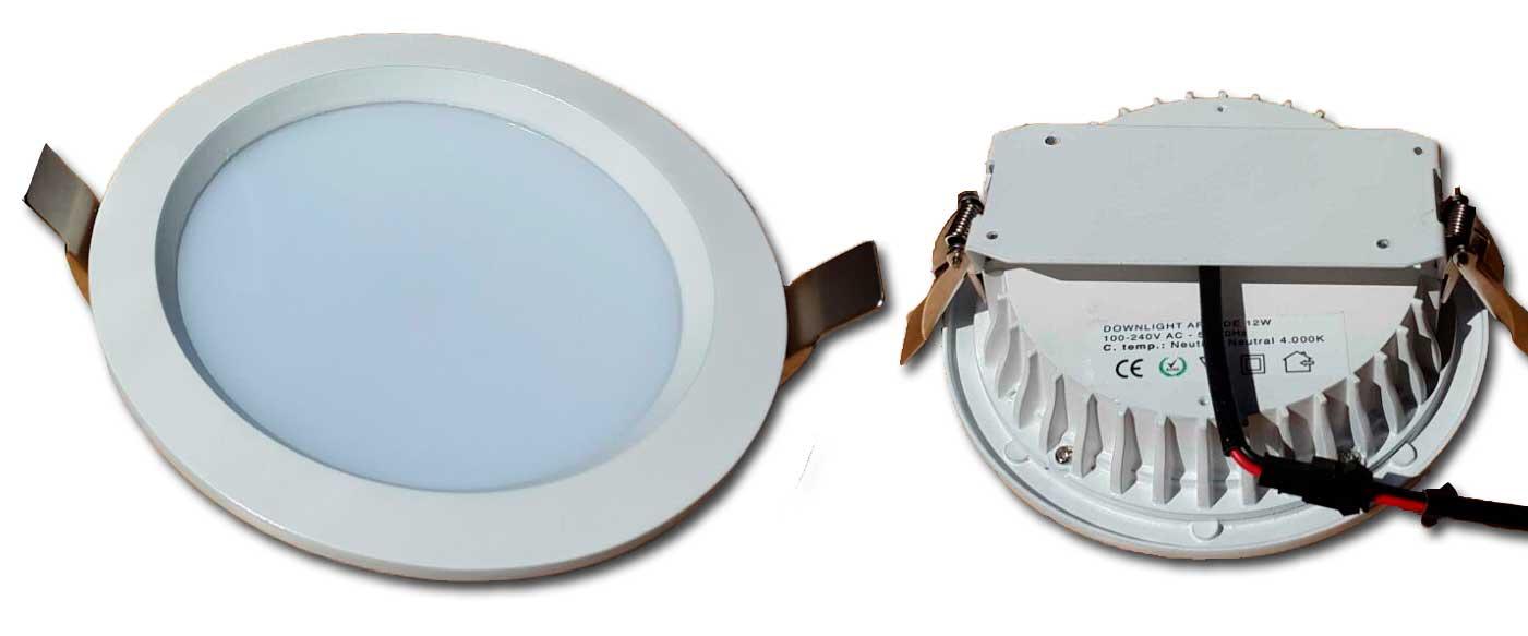 Downlight GA/DW-ECO-LED