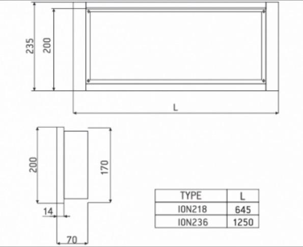 Pantalla GA-IONIAN LED_medidas