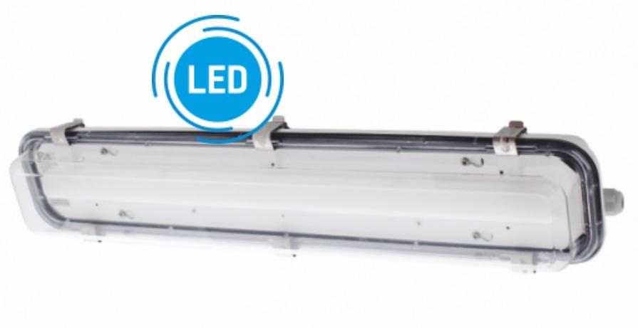 Estanca metálica GA/SEA LED Poseidon 17-33W