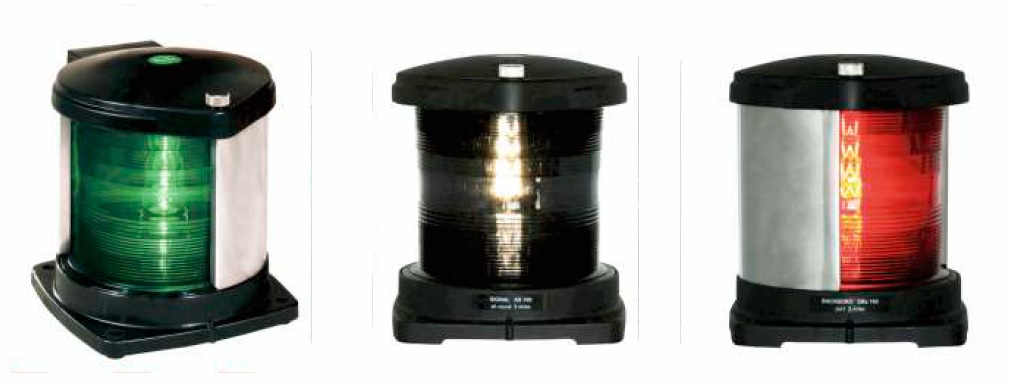 Luces Navegación GA/SEA-NAV LED
