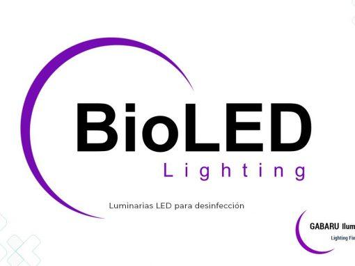 BIOLED Luminarias para Desinfección